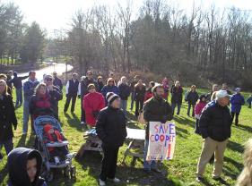 Cooper Island rally
