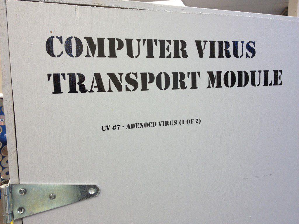 adenoCD virus crate