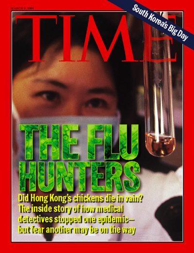 Flu hunters 2