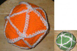 knit icoshadedron