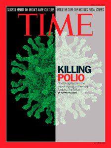 Poliovirus on Time