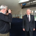 After my interview with Harald zur Hausen