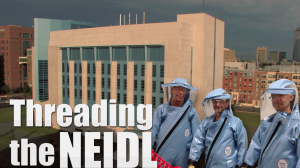 Threading the NEIDL