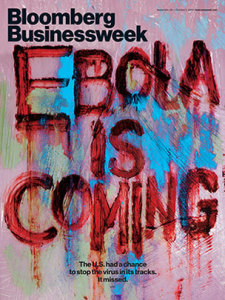 Ebola is coming